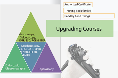 Upgrading Courses